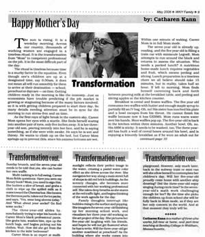 Article: Transformation